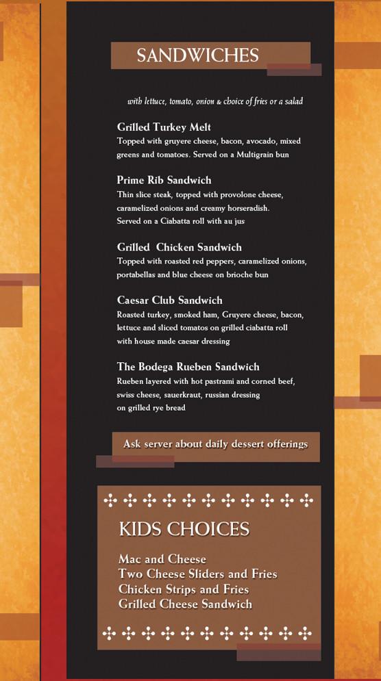 menu-kids