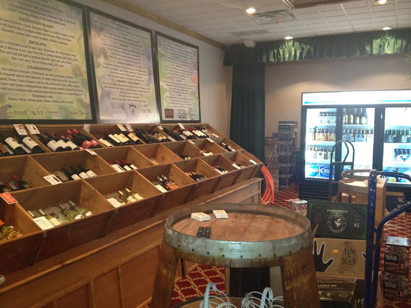 Bodega Burger Co. now has a Wine Shop