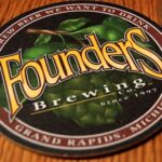 Founders Beer Dinner at Bodega Burger Co.