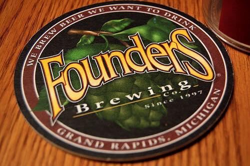 Founders Beer Dinner at Bodega Burger Co.